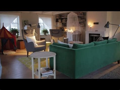 ikea family living room makeover 24 hours at the