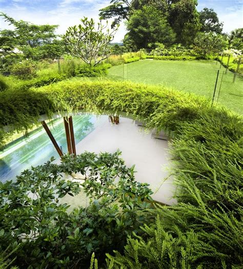 Roof Garden Accessories Outdoor Residence Strategy With Interior Courtyard And