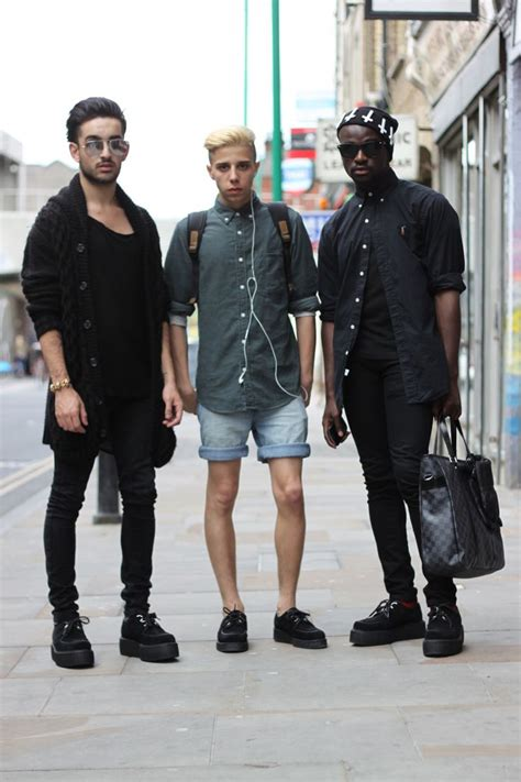 mens style on a budget modern goth outfits pinterest moda masculina
