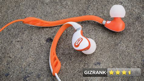 best durable earbuds 2012 polk ultrafit 3000 sports headphones review sweet sound