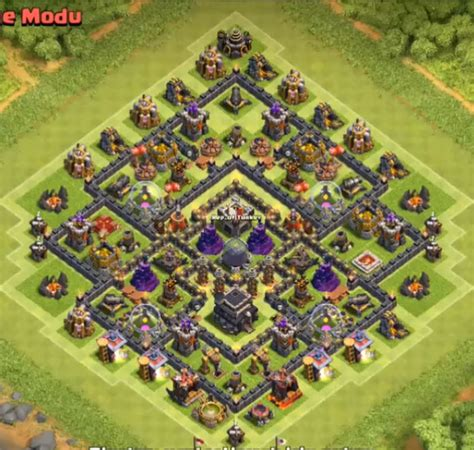 layout th9 home base top 7 th9 dark elixir farming bases layouts 2016 cocbases
