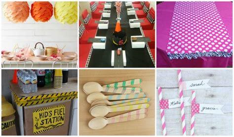addobbare tavolo per compleanno come apparecchiare la tavola per un compleanno feste e