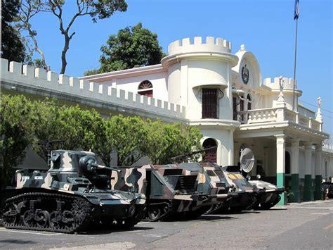 armada el museo militar de la fuerza armada de el salvador