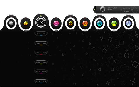 ps3 themes link ps3 theme by darkeagle2011 on deviantart