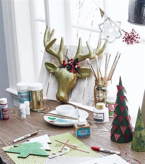 How To Make A Paper Mache Stag - 1000 ideas about paper mache deer on