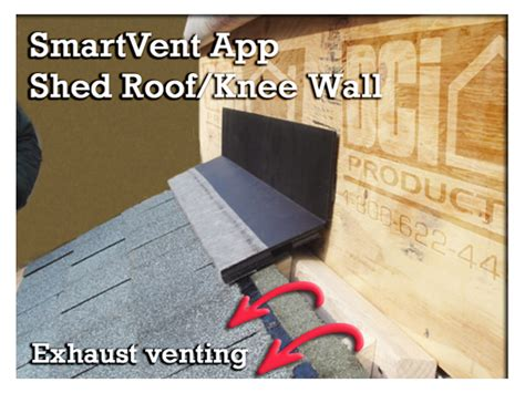 Shed Roof Ventilation by Shed Roof Roof To Wall Dci Products