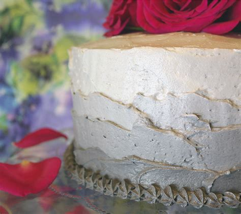 Trompi Top 2 Layer Vd recipe vanilla and violet layer cake sugar
