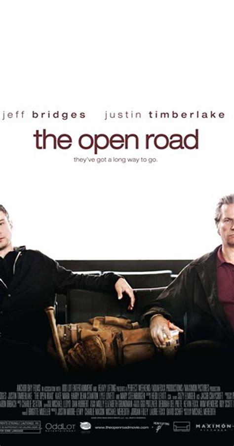 the open road 2009 imdb