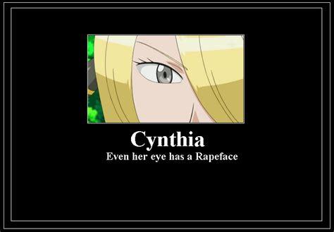 Cynthia Meme - cynthia eye meme by 42dannybob on deviantart