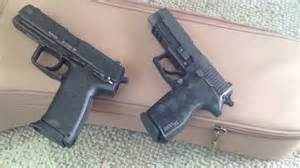 Hk usp 45 vs sig sauer p227 45 youtube