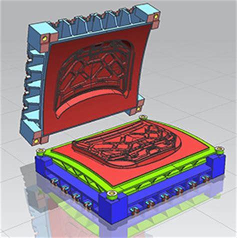 nx stamping die design: siemens plm software