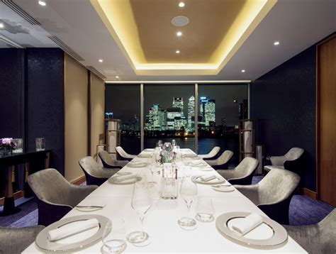 private dining room intercontinental london the o2 peninsula private dining