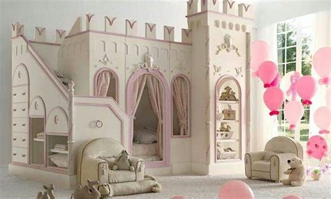 castle bedroom set princess castle bed kiddo room pinterest creative