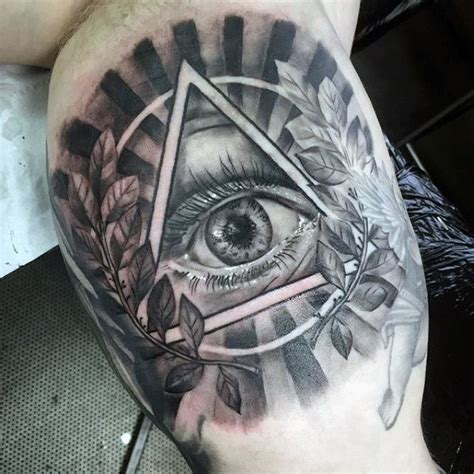 eye designs elaxsir pyramid with eye elaxsir