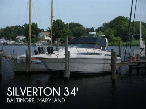 outboard motors for sale maryland for sale used 1989 silverton 34 x express in baltimore