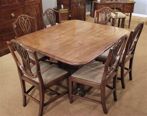 breakfast dining tables georgian mahogany breakfast table faded mahogany