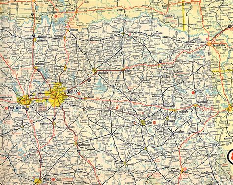 east texas map map of northeast texas