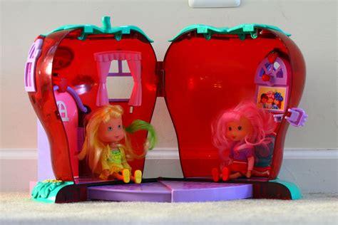 strawberry shortcake house crazymokes 187 toys