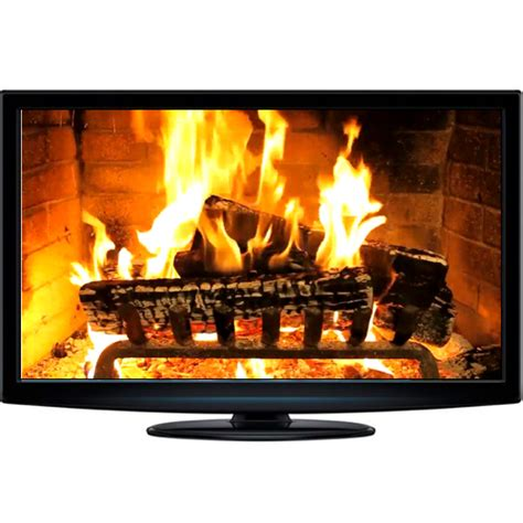 Looping Fireplace by Fireplace Loop Mp4 Plasma Candyplasma
