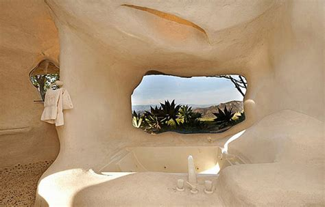 clark s flintstone house clark s flintstones inspired home in malibu