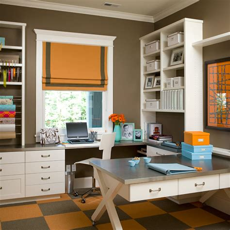 craft room layout storage and design tips for a craft room