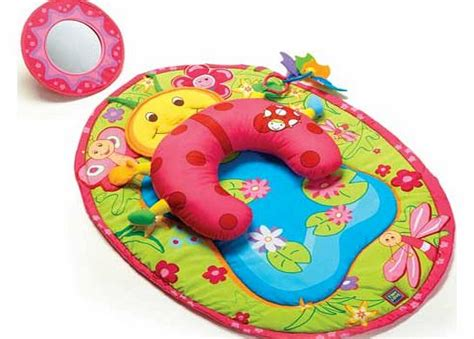 Baby Einstein Play Mat Recall by Tiny Tummy Time Frog Activity Mat