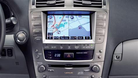 history of lexus navigation systems lexus