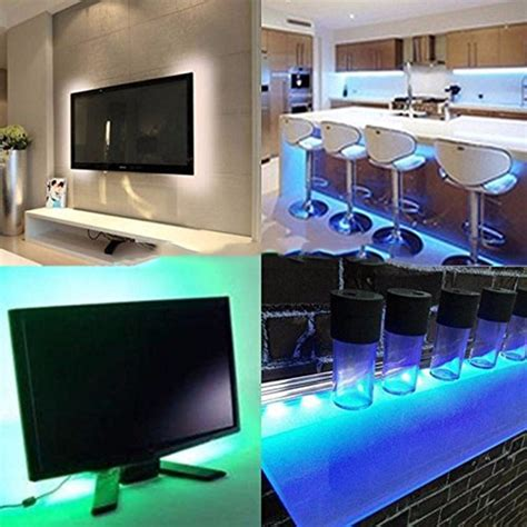 Termurah Led Rgb 5050 50cm 2pcs Dengan 5v Usb Controller mood light led 5050 rgb 2m with usb controller
