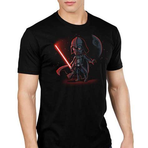 Tshirt Darth Vader glow in the darth vader t shirt wars