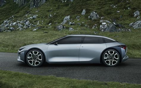 Citroen Cxperience Concept Revealed Previews Next C6