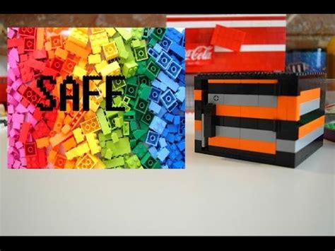 lego safe tutorial easy lego safe tutorial youtube