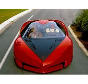 Pontiac Banshee Concept 1988 – Old Cars