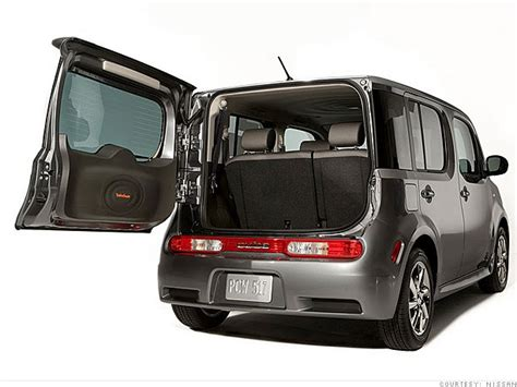 nissan car for dogs best cars for owners nissan cube 11 cnnmoney