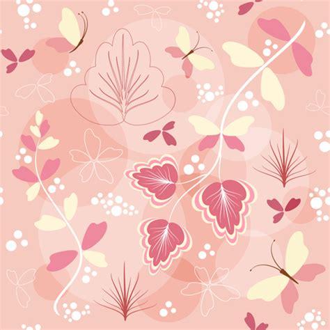 pattern flower simple simple flower pattern seamless vector 02 vector flower