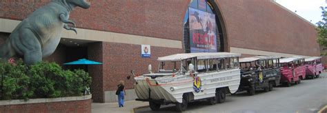 duck tours boston science museum museum of science from the charles river