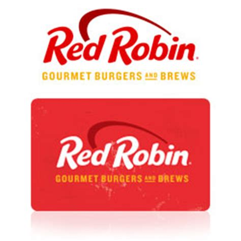 Red Robin Gift Cards - buy red robin gift cards at giftcertificates com