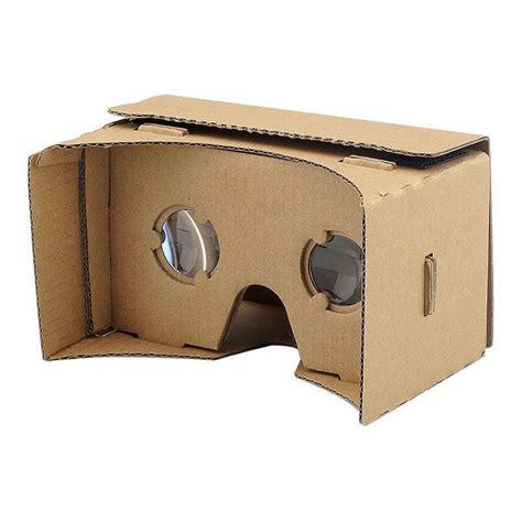 Vr Cardboard cardboard 1 0 reality headset 1st