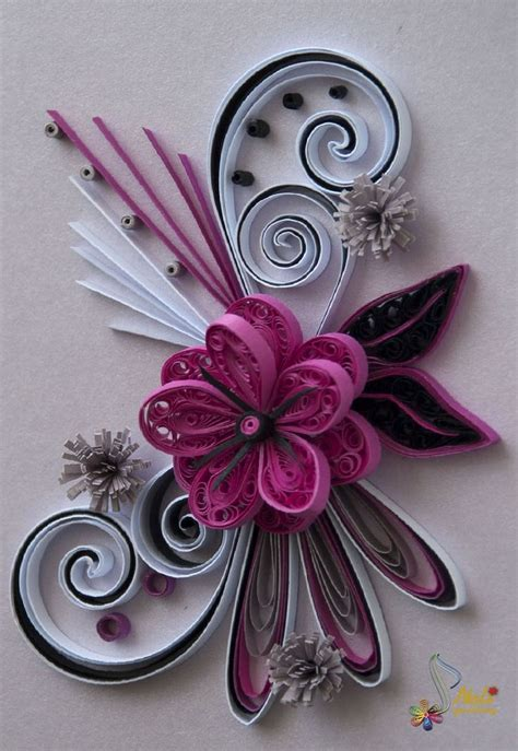 Paper Flower Designs - 17 best images about quilling on quilling