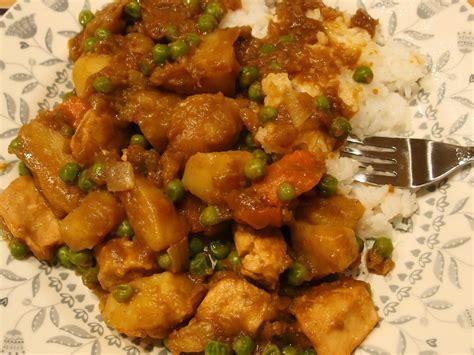 S B Golden Curry Sauce W Veg japanese chicken curry with s b golden curry sauce mix a