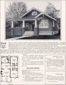 1920 s bungalow quot york quot floor plans pinterest models