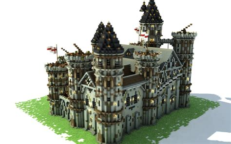Lego House Floor Plan by How To Build A Medieval Castle Contest Minecraft Blog