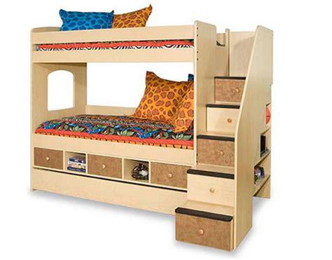 Berg Bunk Beds Berg Utica Storage Bunk Bed