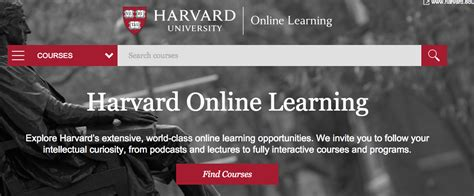 Harvard Distance Mba by M Sians Can Use These 10 E Platforms For Learning Skills