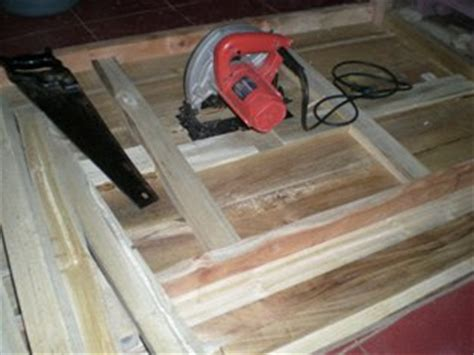 Meja Gergaji Kayu perabot kayu sederhana simply wood furniture meja gergaji kayu table saw