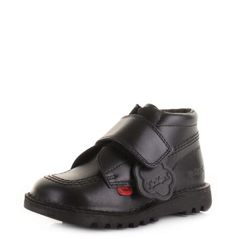 Kickers Boots Size 39 44 boys kickers kick kilo infant black leather shoe boots uk size ebay