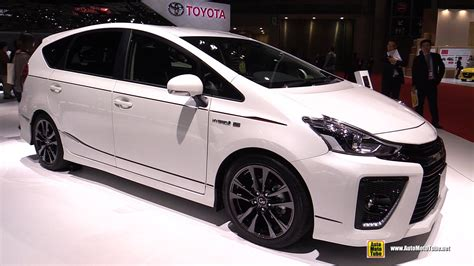 Alpha Toyota Toyota Prius Alpha New 2017 Model In Japan Import By