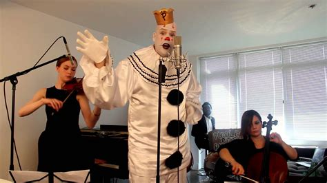 Sia Singing Chandelier Live Puddles The Sad Clown And Postmodern Jukebox Perform The