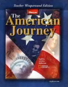 mcgraw hill/glencoe's the american journey textbook