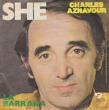 charles aznavour – she lyrics   genius lyrics