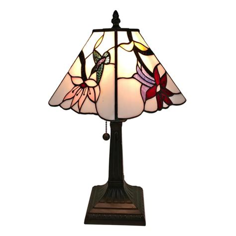 amora lighting tiffany l amora lighting 15 in tiffany style multicolored mission